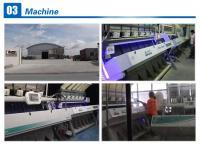 Customized color sorting machinery
